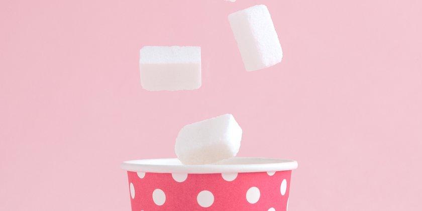 Terrones de azúcar