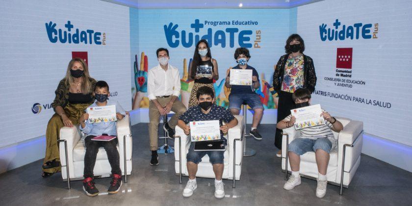 Alumnos Colegio Joaquín Blume.
