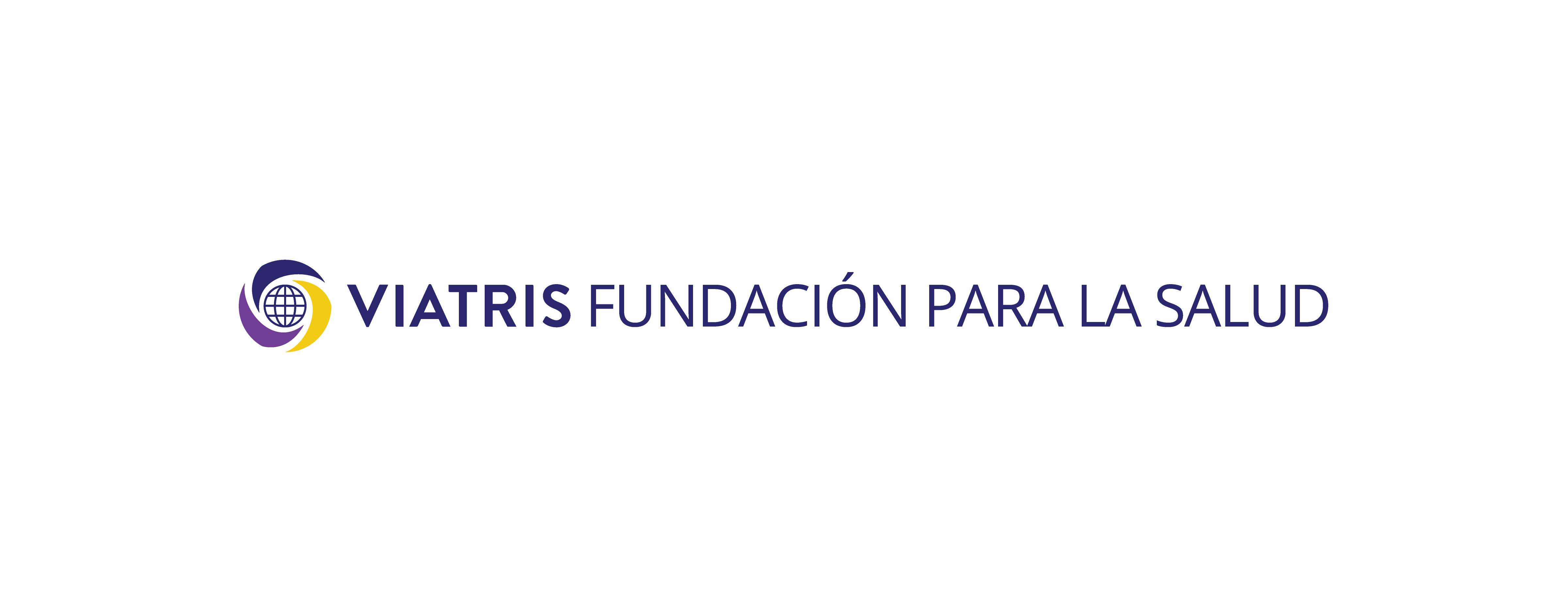 Logo Fundación Viatris.